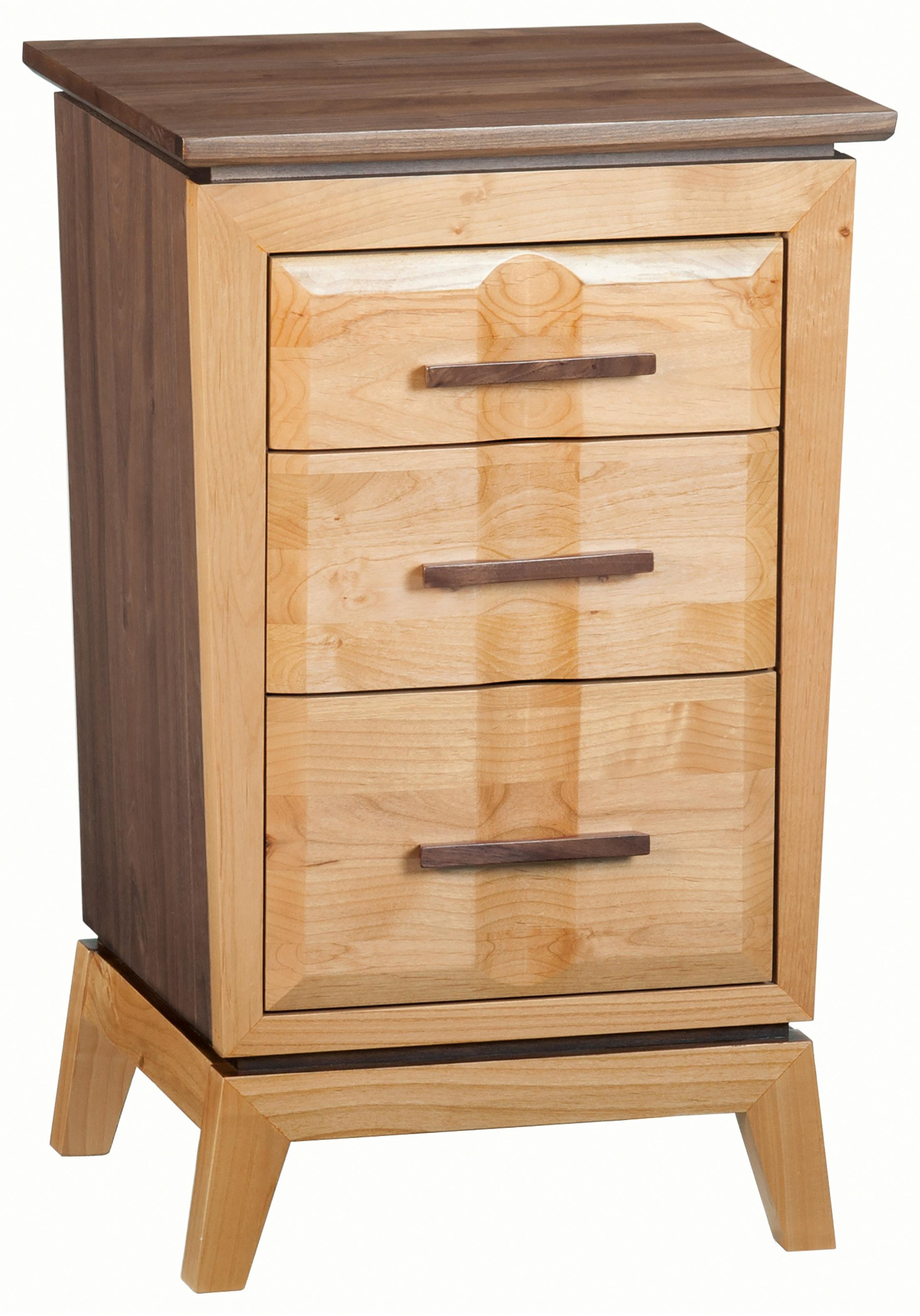 Addison Nightstand by Whittier Wood at Crowley Furniture & Mattress