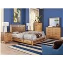 Whittier Wood Addison Addison Queen Bedroom Group - Item Number: Addison Queen Group