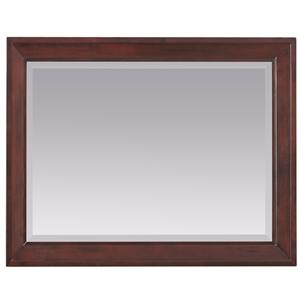Whittier Wood Cascade  Mirror