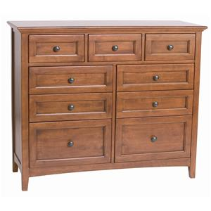 Whittier Wood McKenzie Dresser