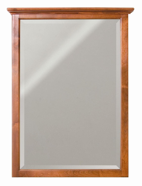 Whittier Wood Mckenzie Mirror Homeworld Furniture Wall