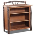 Wildwoods Home Office Hickory Small Bookcase - Item Number: 5014