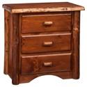 Wildwoods Legacy Bedroom Log Chest - Item Number: 2714