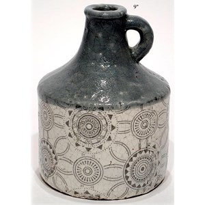 Will's Company Accents Terracotta Jug - 9""