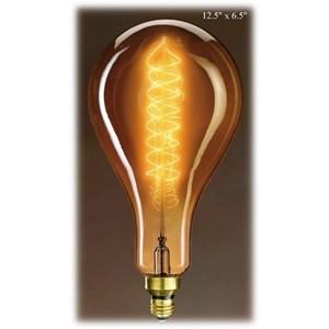 """Will's Company Accents Grand Nostalgic Bulb - 12.5"""""""