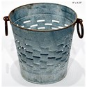 """Will's Company Accents Olive Bucket - 9"""" - Item Number:  KK8850S"""