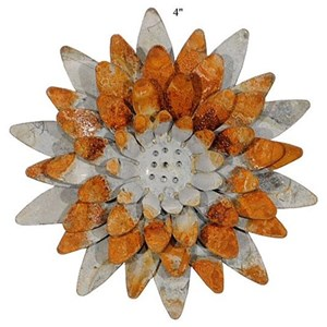 """Will's Company Accents Sunflower Magnet - 4"""""""