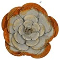 "Will's Company Accents Garden Rose Magnet - 4"" - Item Number:  KK9117-AG"