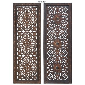 "Will's Company Accents Wood Wall Panel 36""x 2"