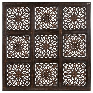 "Will's Company Accents Wood Wall Panel 36""x 36"""