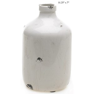 "Will's Company Accents Charleston Jug - 11.25"" x 7"""