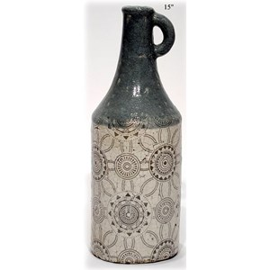 Will's Company Accents Terracotta Jug - 15""