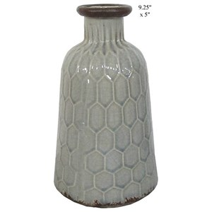 Will's Company Accents Vase - 9.25""