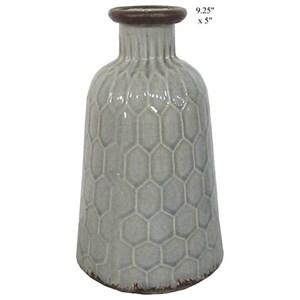 "Will's Company Accents Vase - 9.25"""
