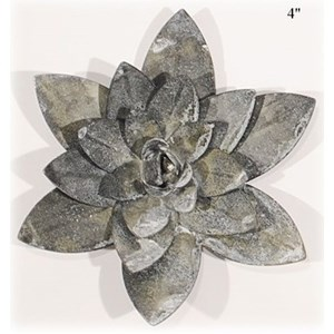 Will's Company Accents Water Lily Magnet - 4""