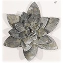 "Will's Company Accents Water Lily Magnet - 4"" - Item Number: KK9118"
