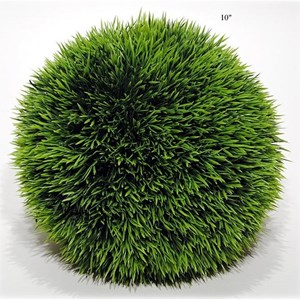 Will's Company Accents Grass Ball - 10""