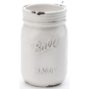 Will's Company Accents 'Ball' Mason Jar - 5""