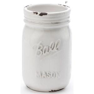 """Will's Company Accents 'Ball' Mason Jar - 5"""""""