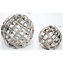 "Will's Company Accents Set of 2 Balls - 5"" & 7"" - Item Number: U28462"