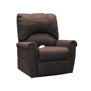 Power Lift Chair in Verde-Tec Fabric