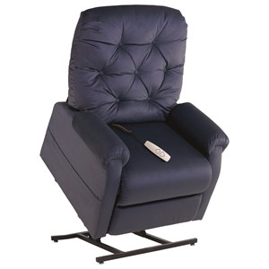 Ultimate Power Recliner Lift Chairs 3-Position Reclining Chaise Lounger