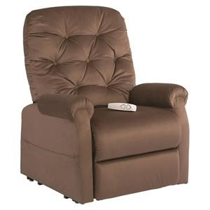 3-Position Reclining Chaise Lounger