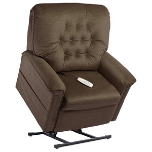 Petite Wide Lift Recliner