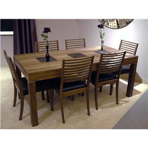 Winners Only Denmark 7-Piece Dining Table & Chair Set