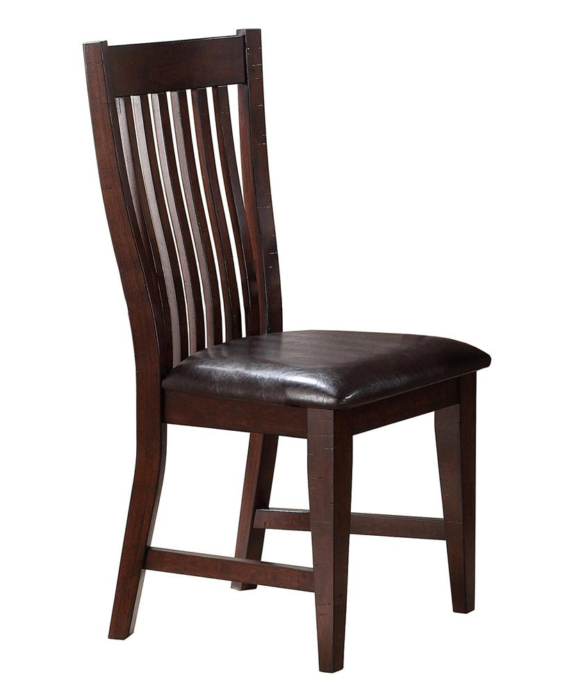 Winners Only Regis Slat Back Side Chair - Item Number: DR1450S