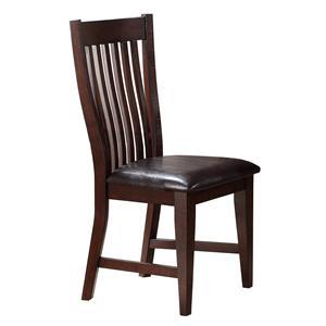 Winners Only Regis Slat Back Side Chair