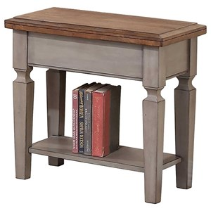 """Winners Only Barnwell 14"""" Chair Side Table"""