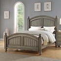 Winners Only Barnwell California King Panel Bed - Item Number: BB2001CK