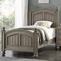 Winners Only Barnwell Full Panel bed - Item Number: BB2001F