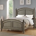 Winners Only Barnwell King Panel Bed - Item Number: BB2001K