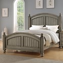 Winners Only Barnwell Queen Panel Bed - Item Number: BB2001Q