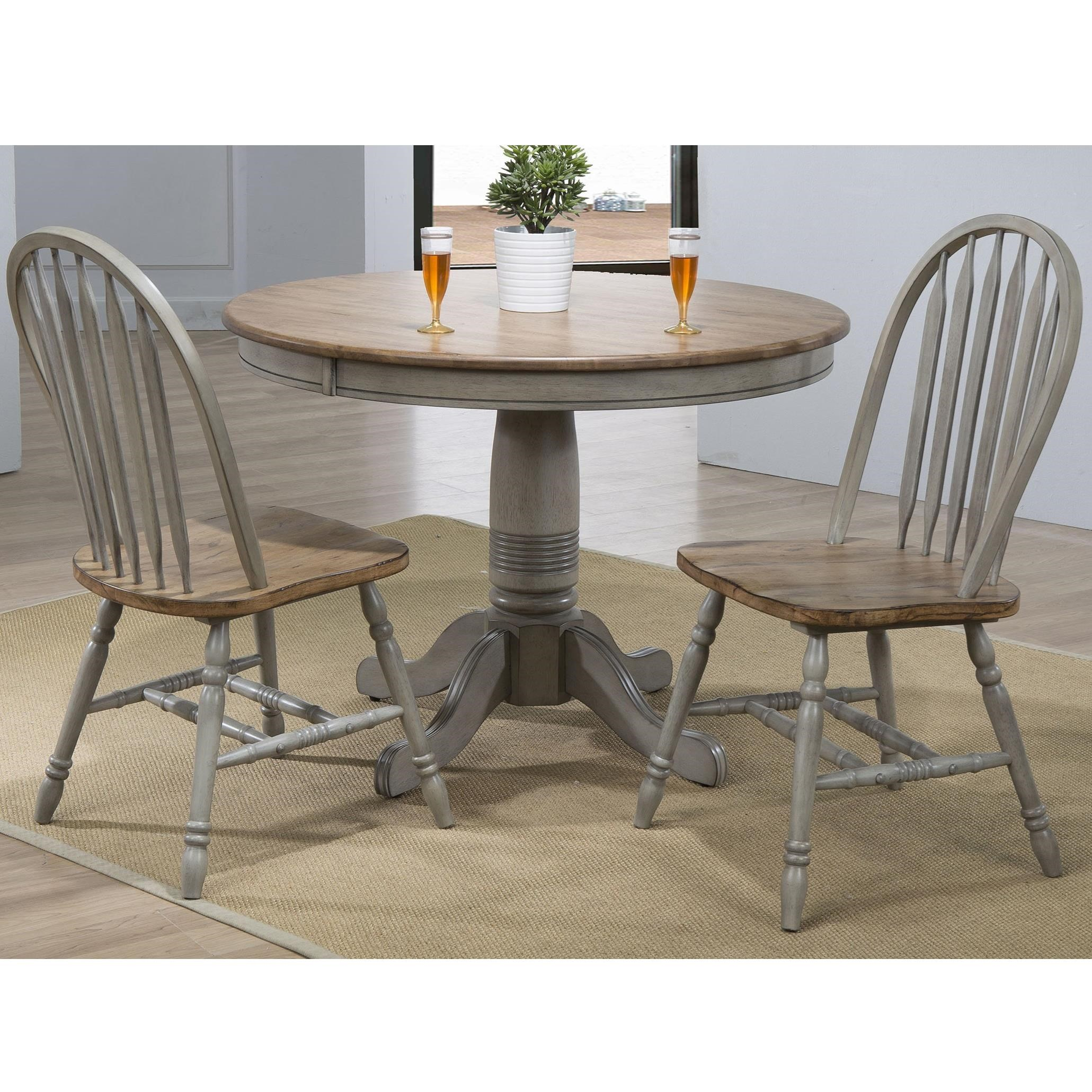 Winners Only Barnwell 3 Piece Dining Group Fashion