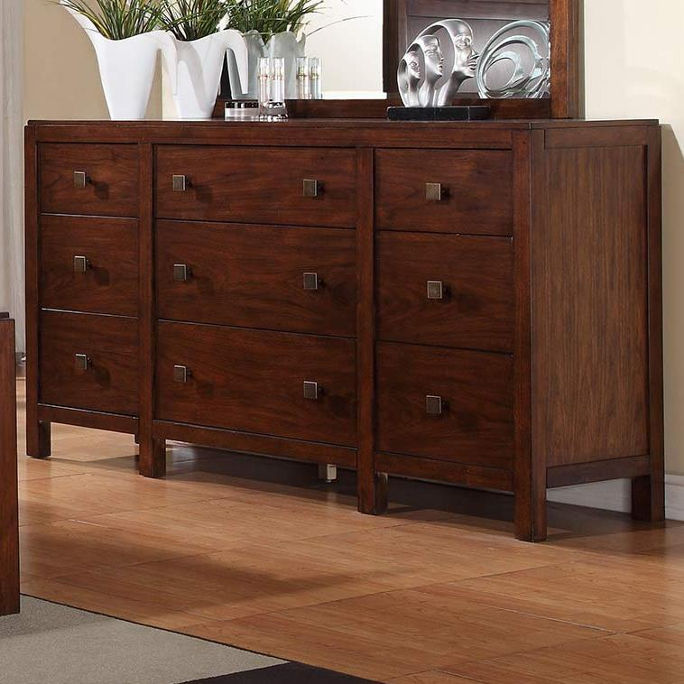 Winners Only Hampshire 9-Drawer Dresser - Item Number: BH2006