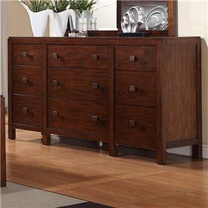 Winners Only Hampshire 9-Drawer Dresser