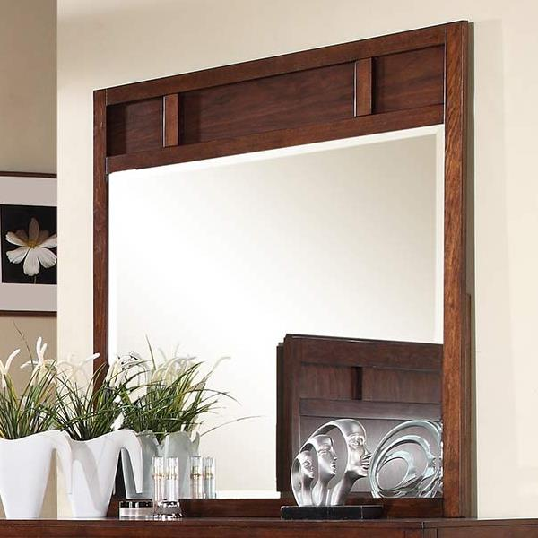 Winners Only Hampshire Beveled Glass Mirror - Item Number: BH2009