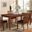 Winners Only Broadway Leg Table - Item Number: DFB14072