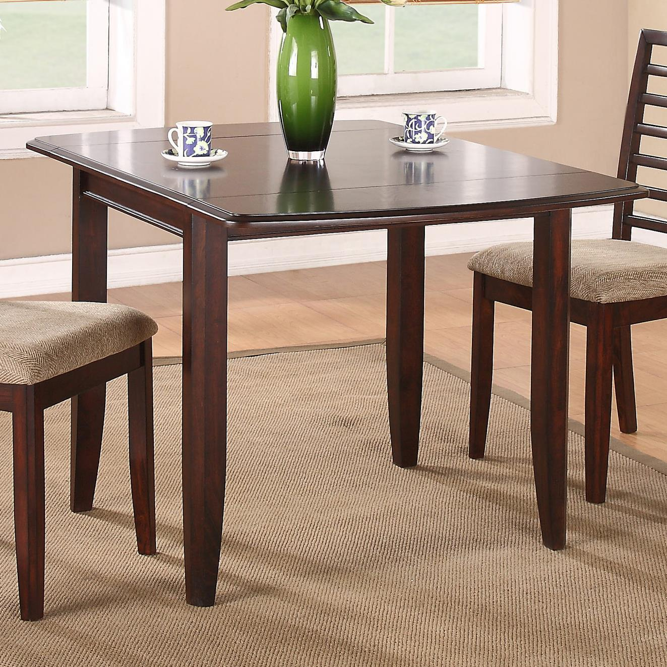 "Winners Only Brownstone 50"" Leg Table - Item Number: DB13650C"