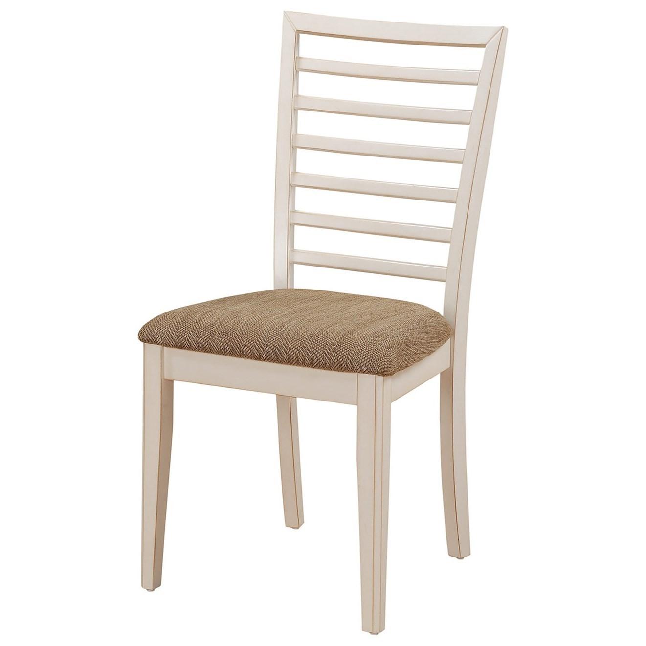 Ladder Back Side Chair