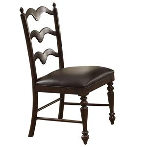 Winners Only Cambridge Country Ladder Back Side Chair