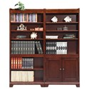 "Winners Only Canyon Ridge 72"" Bookcase - Item Number: GC23272BD"