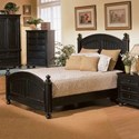 Winners Only Cape Cod  Panel Twin Bed - Item Number: BE1001TN2