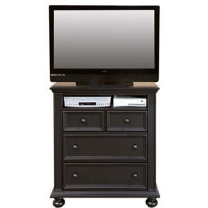 Winners Only Cape Cod  3-Drawer TV Chest