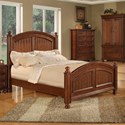 Winners Only Cape Cod Panel Full Bed - Item Number: BG1001FN2