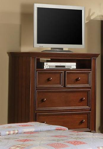 Winners Only Yarmouth 3-Drawer TV Chest - Item Number: BG1007TV