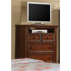 Winners Only Yarmouth 3-Drawer TV Chest